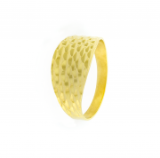 Zlatý dámský prsten velikost 52