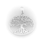Přívěsek strom života se zirkony A023