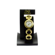 Dámské hodinky s ozdobným řemínkem F341001