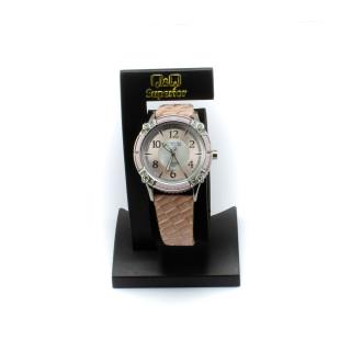 Dámské hodinky s růžovým páskem DA75J315Y