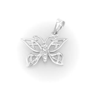 Přívěsek motýl 4385 D
