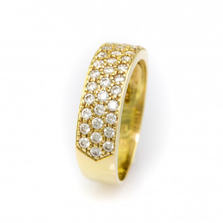 Zlatý prsten 4956 PL