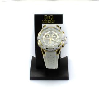 Dámské silikonové hodinky DG02J111Y