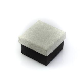 Stříbrná krabička 001K