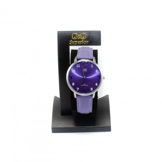 Dámské fialové hodinky QZQQJ315Y