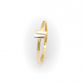Kombinovaný prsten 4129 PL