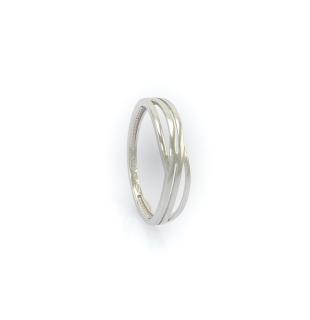 Zlatý prsten bez kamenu vel. 53