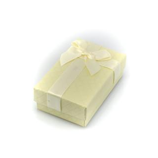 Krémová dárková krabička 006K