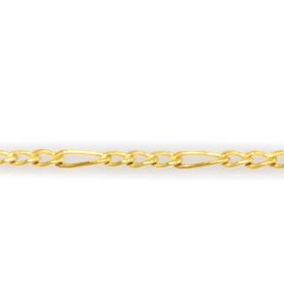 Zlatý náramek - Figaro 5859 PL