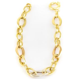 Dámský zlatý náramek 4098 PL