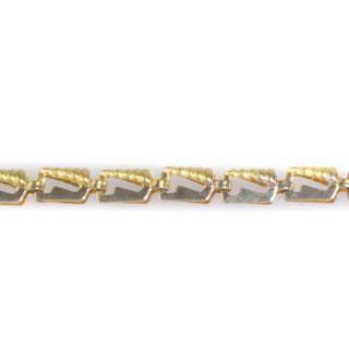 Zlatý řetízek- náhrdelník 45 cm