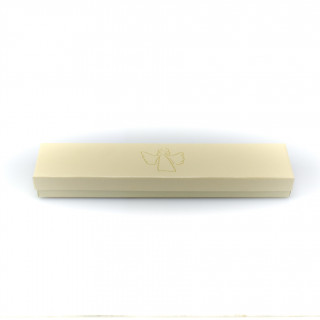 Krémová krabička na náramek 018K