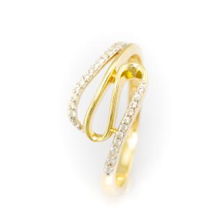 Zlatý prsten 6311 PL