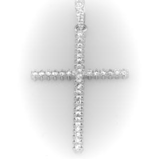 Přívěsek kříž 3457 KK